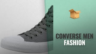 Off To College With Converse: Converse Chuck Taylor All Star Ii Thunder/White High-Top Canvas