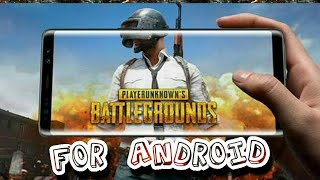 Gambar cover How to download  latest version PUBG moblie by uptodown for  Any Android