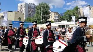Фестиваль Турции в Москве. Парк