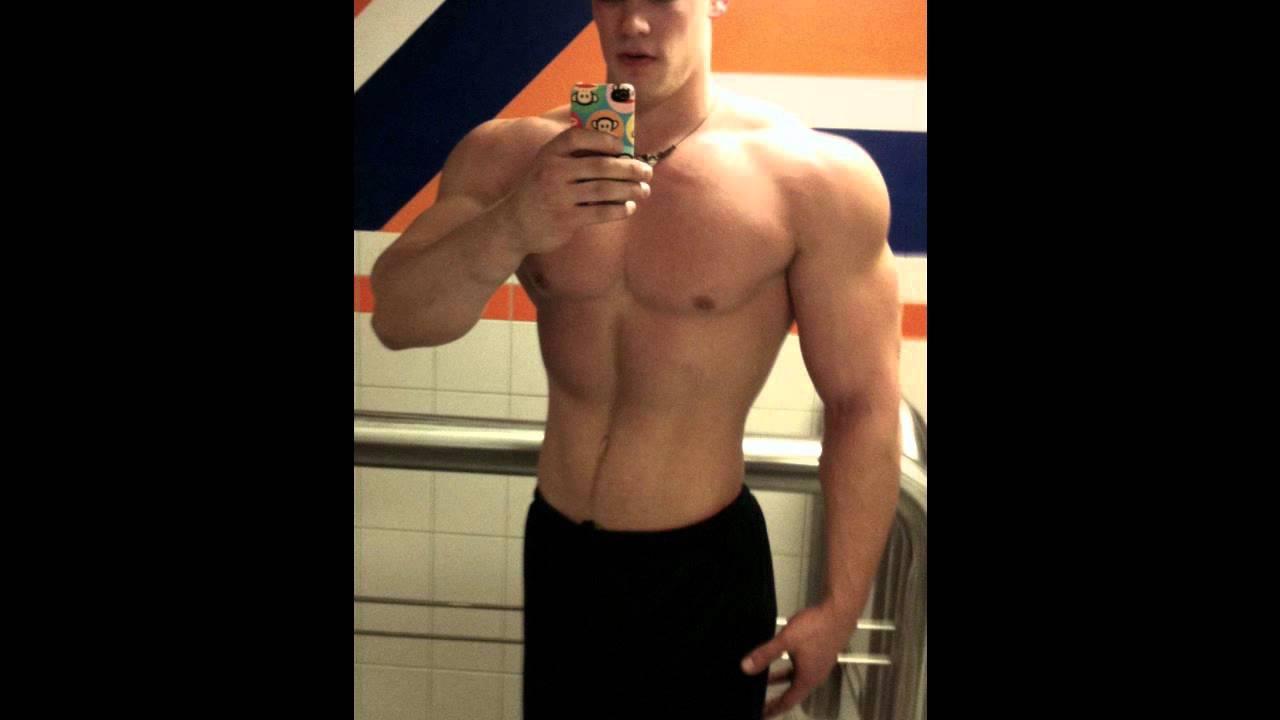 20yr old natural bodybuilder: Transformation - Polska