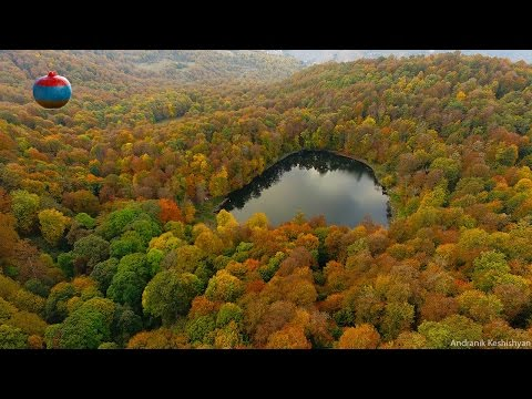 Озеро Гош (Գոշի լիճ/Gosh Lake)