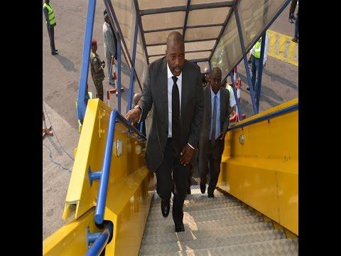 CONGO AIRWAYS ESOMBI BA AVIONS YA SIKA, DG NA BANGO A FELICITE JOSEPH KABILA