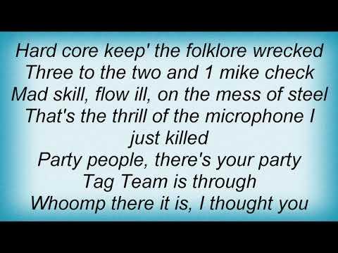 Tag Team - Whoomp! (there It Is) Lyrics
