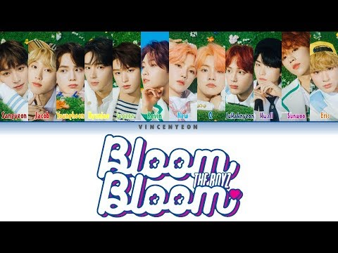 THE BOYZ(더보이즈) _ Bloom Bloom (ColorCoded Han/Rom/Eng) Lyrics