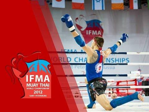 World Muaythai Championships 2012, Saint Petersburg, Russia Trailer