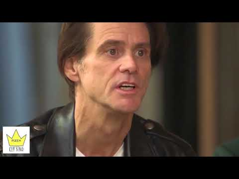 JIM CARREY SAYS HE NEVER EXISTED
