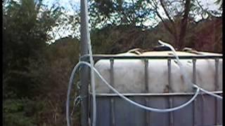 Mini installation de biogaz dans le Gers