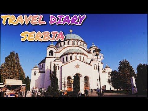 TRAVEL DIARY - SERBIA 🇷🇸