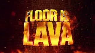 FLOOR IS LAVA Voix présentateur