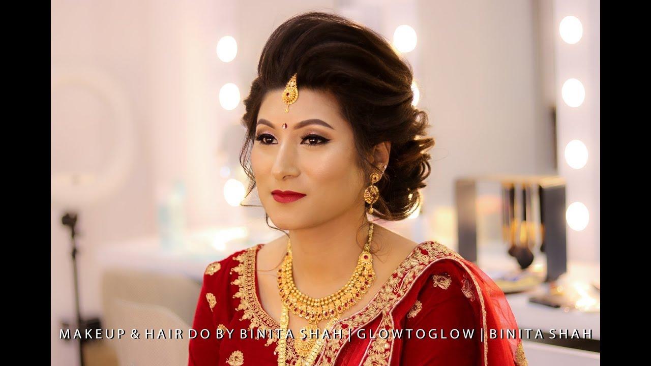 Russian Ribs Hair Nepali Newari Bride Glowtoglow Youtube