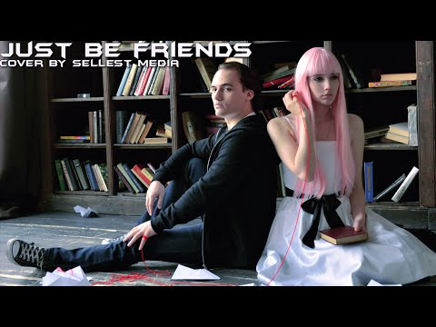 Megurine Luka  - Just be friends - 巡音ルカ - Full Band Metal Cover by Sellest Media
