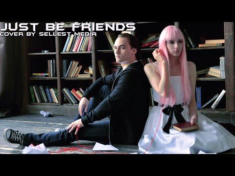 Megurine Luka   Just be friends  巡音ルカ  Full Band Metal   Sellest Media