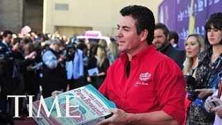 Pizza Chain Papa John's Founder John Schnatter Resigns After Using A Racial Slur | TIME