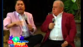 Dr Fadul sin pelos en la lengua en entrevista con el Pacha