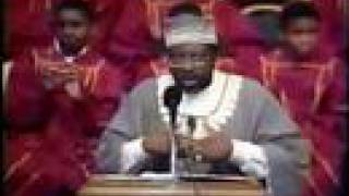 Repeat youtube video Pastor Eddie D. Smith Sr.  - The Meaning of Namaste'