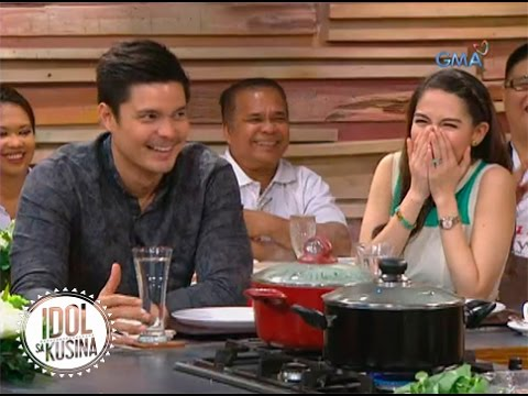 Kainan time with Dingdong Dantes and Marian Rivera - 동영상