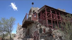 #1013 THE MYSTERY CASTLE from LIFE MAGAZINE Phoenix - Jordan The Lion Daily Travel Vlog (5/16/19)