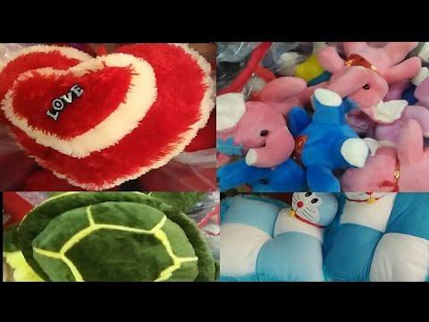 Soft Toys (teddy bear ) biggest Wholesale Market delhi // सबसे सस्ता टेडी बियर यहां मिलता है