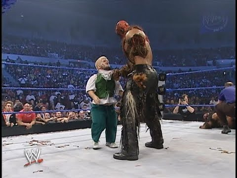 Download Mini Boogeyman & Boogeyman Vs Hornswoggle & Finlay  Smackdown 720p HD