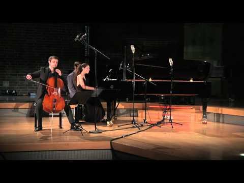 Ludwig van Beethoven, Sonata No. 1 for Piano and Cello Op. 5/1 F Major
