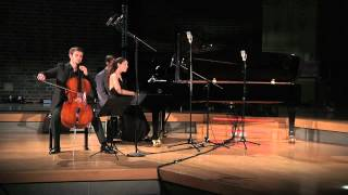 Ludwig van Beethoven, Sonata No. 1 for Piano and Cello Op. 5/1 F Major