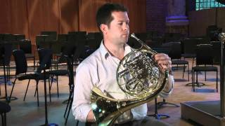 LSO Master Class - French Horn
