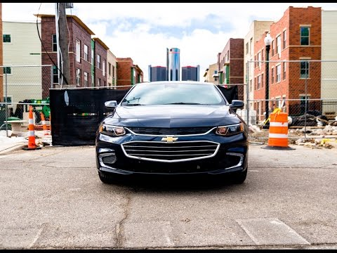 Reviewed 2017 Chevy Malibu: The Best Chevy Sedan In 40 Years