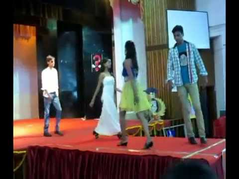 Fashion Show @ SXC Ranchi
