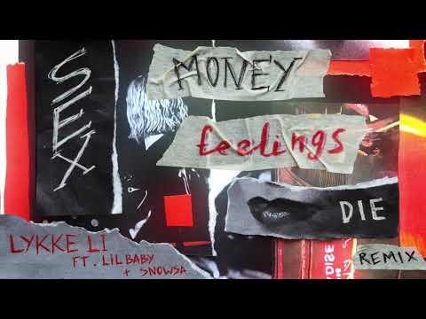 """This Lil Baby Remix of Lykke Li's """"Sex Money Feelings Die"""" Is Eargasmic"""