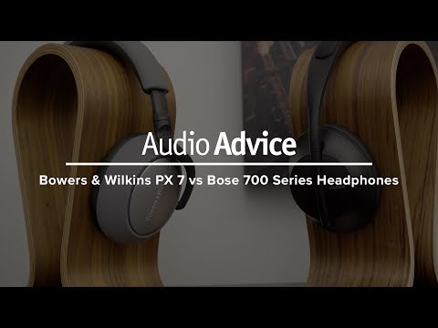 Bowers & Wilkins PX 7 vs. Bose Noise Cancelling 700  |  Headphone Comparison