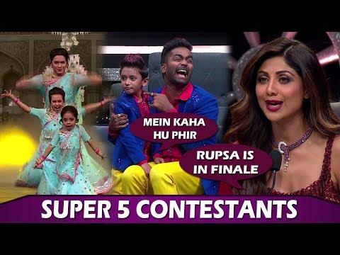 Super Dancer 3: Saksham's CUTE JEALOUSY REACTION On First Finale Contestant Made Judges Laugh Aloud Mp3