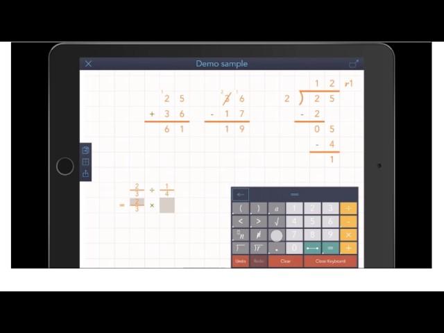 ModMath (iPad)