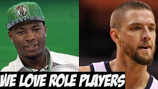 5 NBA Role Players Who Are Having Great 2017 - 2018 Seasons
