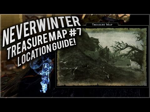 Neverwinter: River District Treasure Map Location #7