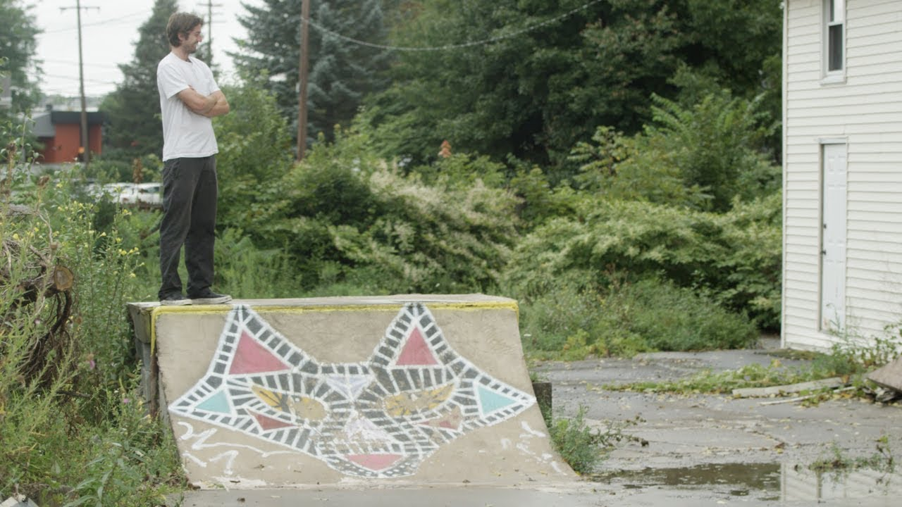 Jake Johnson - Behind the Board - Dickies