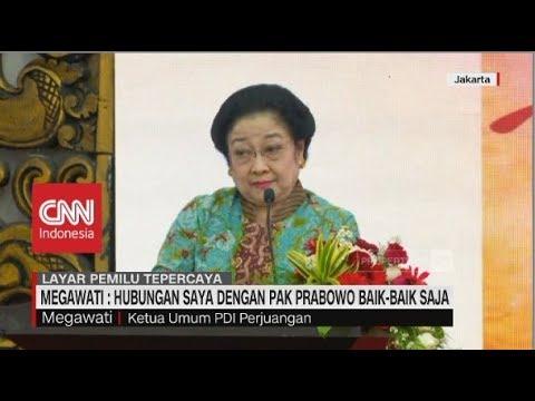Megawati: Hubungan Saya dengan Prabowo Baik-baik Saja Mp3