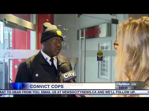 Video: CityNews investigation into convicted cops who kept their jobs