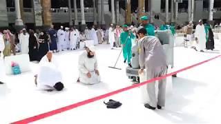 Hajj 2018 (1439) Makkah Live HD video المسجد الحرام