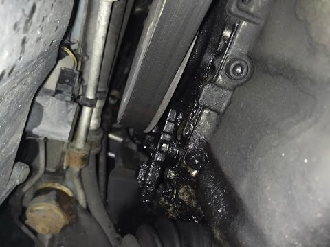 Ford Focus Diesel Oil Leaks Mk2 Tdci Youtube