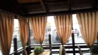 видео Шторы для кафе и ресторанов