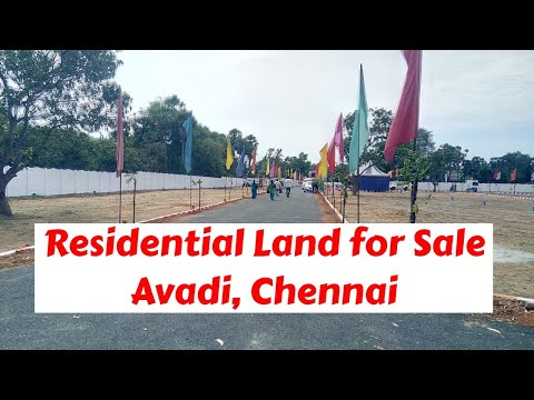 Residential Land For Sale At Avadi, Chennai | World New Property