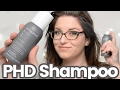 Living Proof Perfect Hair Day Dry Shampoo Review & Demo   CORRIE SIDE