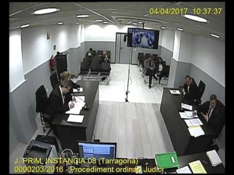 Informe final de un juicio sobre cl usula suelo despu s de for Juicio clausula suelo