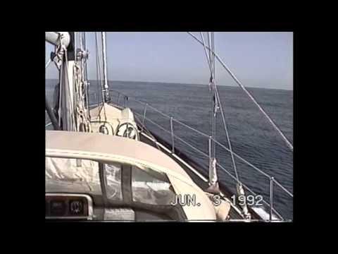 Bermuda Sailing Trip 1992