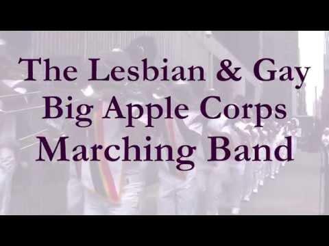 The Lesbian & Gay Big Apple Corps at MoMA!