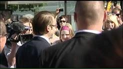 Ruotsin prinssi Daniel vieraili Kuopiossa
