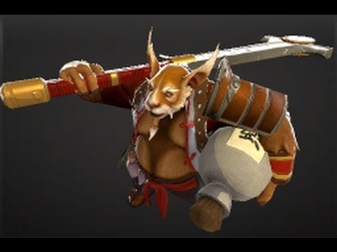 dota 2 store the drunken warlord set brewmaster youtube