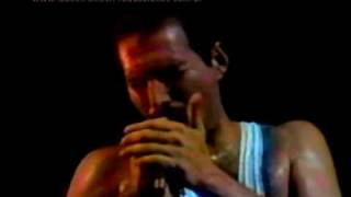 Queen | Rock In Rio Blues (Live in Rio Second Concert 19-1-1985)
