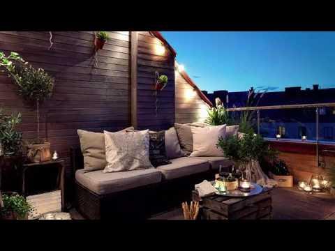 Decoracion terrazas aticos youtube for Terraza de arte y decoracion