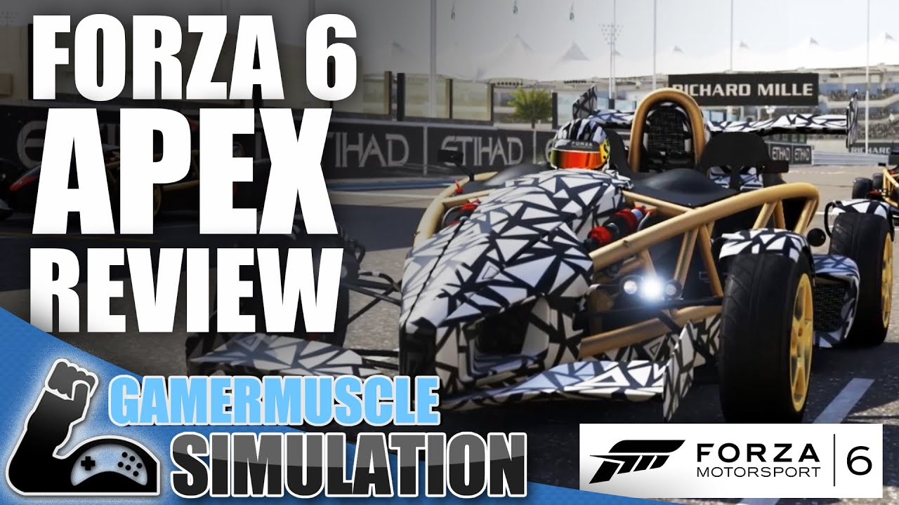 Forza Motorsport 6 Apex Review: First Impressions Review